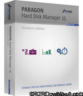 Paragon Hard Disk Manager 15 Premium 10.1 Free Download