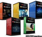 Red Giant Complete Suite 2017 Free Download (WIN-OSX)