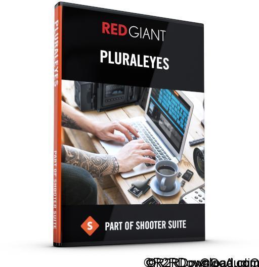 Red Giant PluralEyes 4.1.1 Free Download