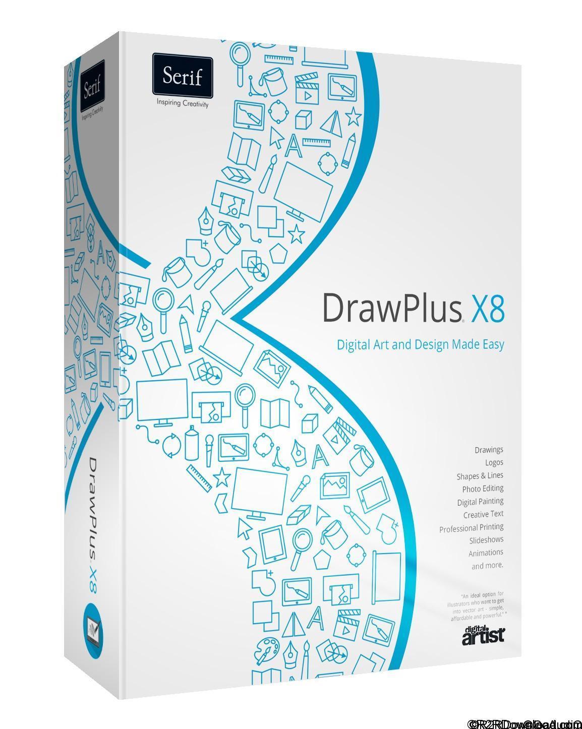 Serif DrawPlus X8 14 Free Download