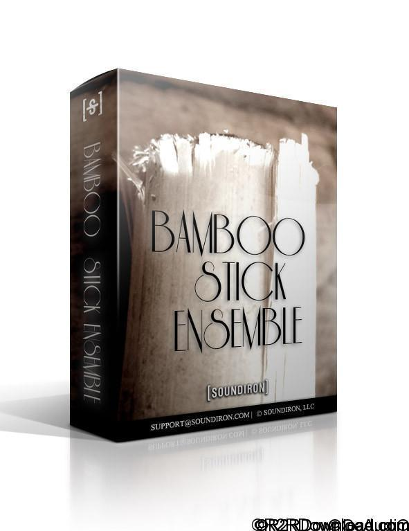 Soundiron Bamboo Stick Ensemble (WAV,KONTAKT)