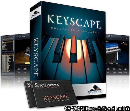 Spectrasonics Keyscape Library for Omnisphere 2 (WIN-OSX)