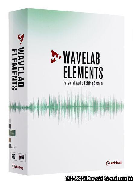 Steinberg WaveLab Elements 9.1 Free Download