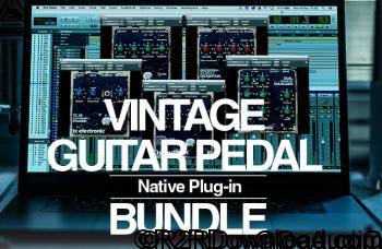 TC Electronic Vintage Guitar Pedal Bundle Native v1.0.0 Free Download