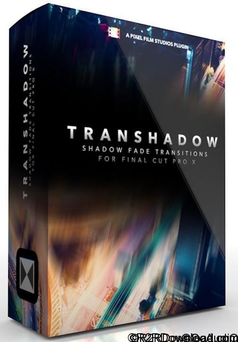 TranShadow Shadow Fade Transitions for Final Cut Pro X (Mac OS X)