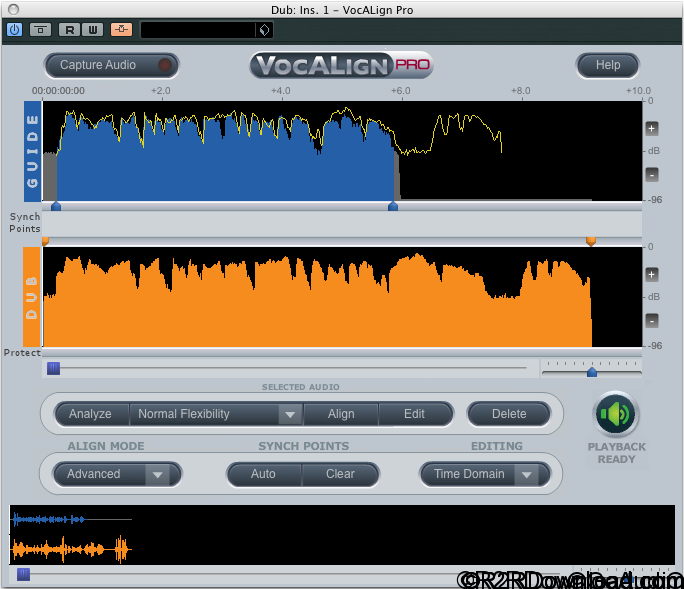 VOCALIGN PRO 4 Free Download (WIN-OSX)