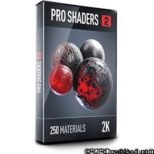 Video Copilot Pro Shaders 2 for Element 3D V2 (Mac OS X)