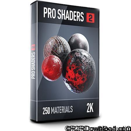 Video Copilot Pro Shaders 2 for Element 3D V2 Free Download (Mac OS X)
