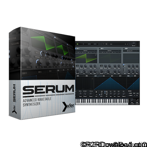 Xfer Records Serum and FX Serum v1.20b9 Free Download (WIN-OSX)