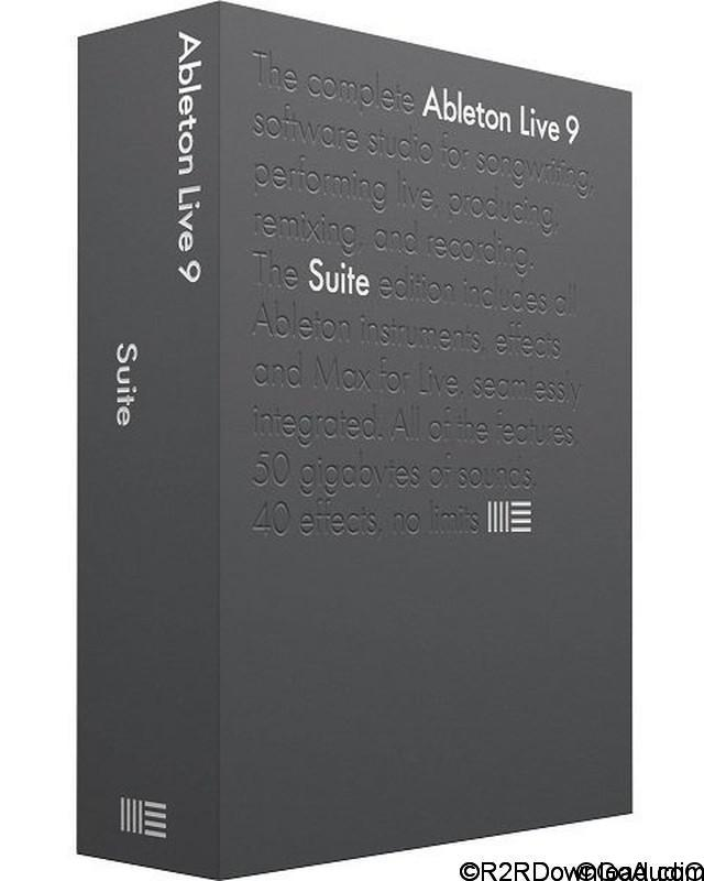 Ableton Live Suite v9.7.5 Free Download (WIN-OSX)