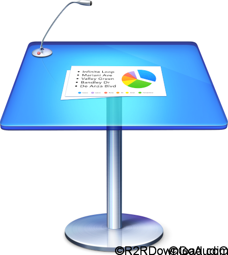 Apple Keynote 7.2 Free Download (Mac OS X)