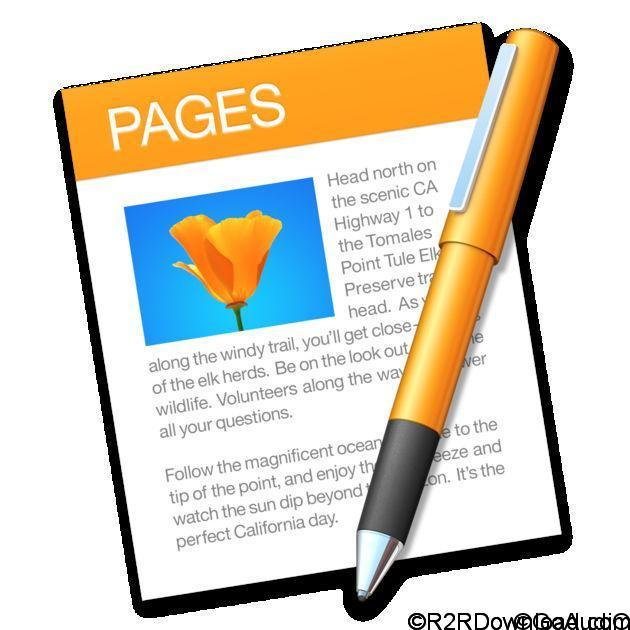 Apple Pages 6.2 Free Download (Mac OS X)