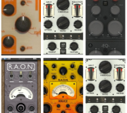 AudioD3CK RAON Series Bundle Free Download (WIN-OSX)