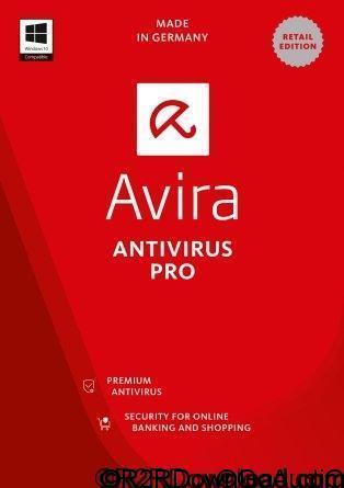 Avira Antivirus Pro 15.0.29.32 Final