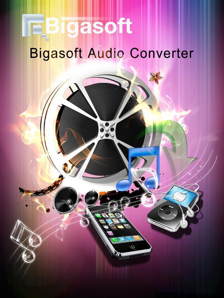 Bigasoft Audio Converter 5.1.1 Free Download (Mac O SX)