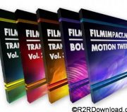 FilmImpact.net Transition Packs V3.5.4 CE Bundle for Adobe Premiere Pro