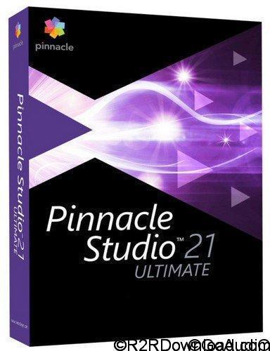 Pinnacle Studio Ultimate 21.2.0 Multilingual + Content Packs