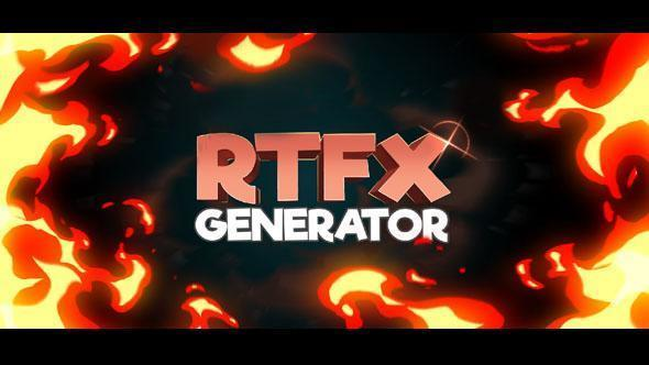 RTFX Generator + 440 FX pack Free Download