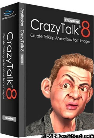 Reallusion CrazyTalk Pipeline 8.12.3124.1 (Mac OS X)