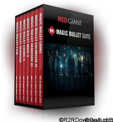 Red Giant Magic Bullet Suite 13.0.4 Free Download