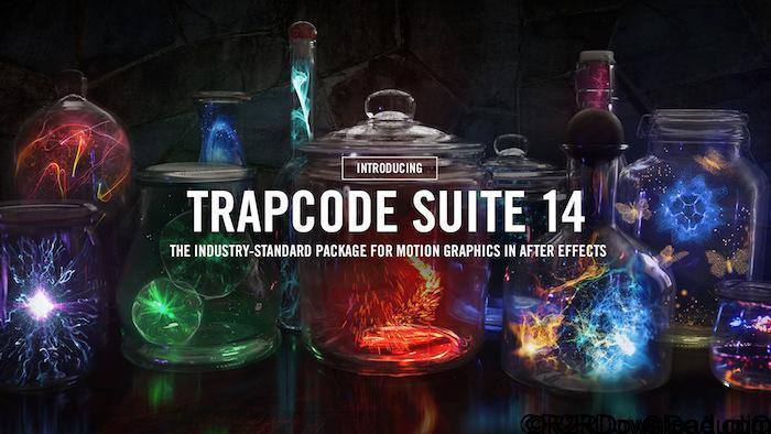 Red Giant Trapcode Suite 14 Free Download (WIN-OSX)