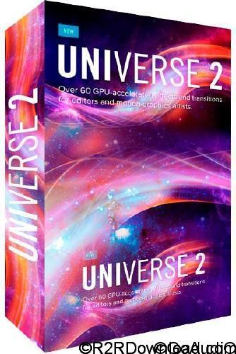 Red Giant Universe Premium 2.1 for OFX Free Download (Mac OS X)