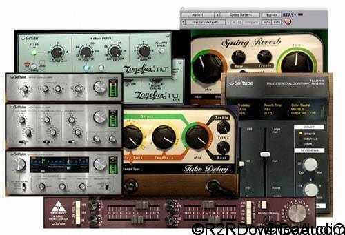 Softube Plug-Ins v2.2.76 Free Download