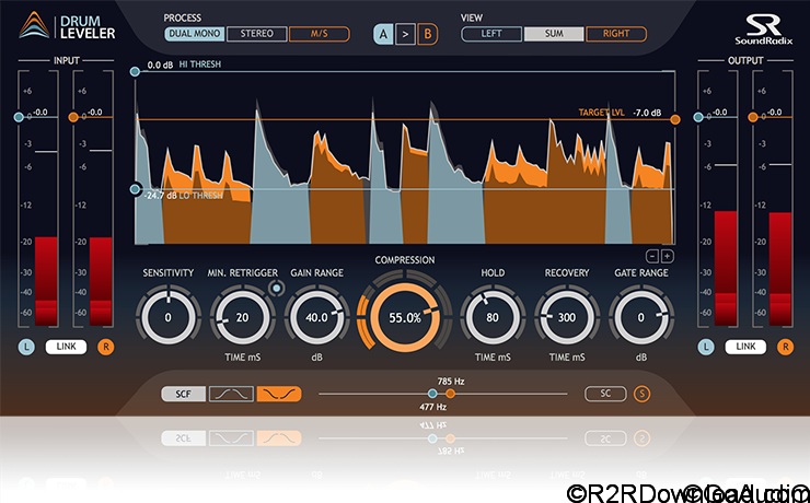 Sound Radix Drum Leveler v1.1.1