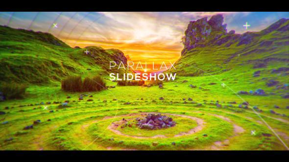 VIDEOHIVE PARALLAX SLIDESHOW Free Download