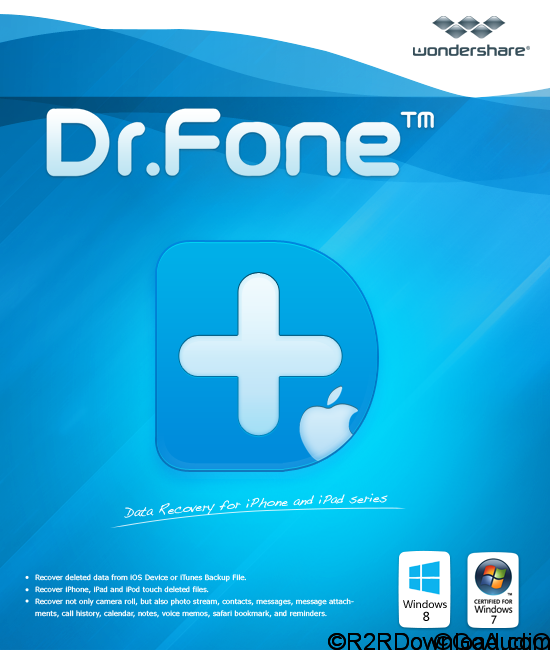 Wondershare Dr Fone Toolkit For Ios 8 5 0 54 Multilingual