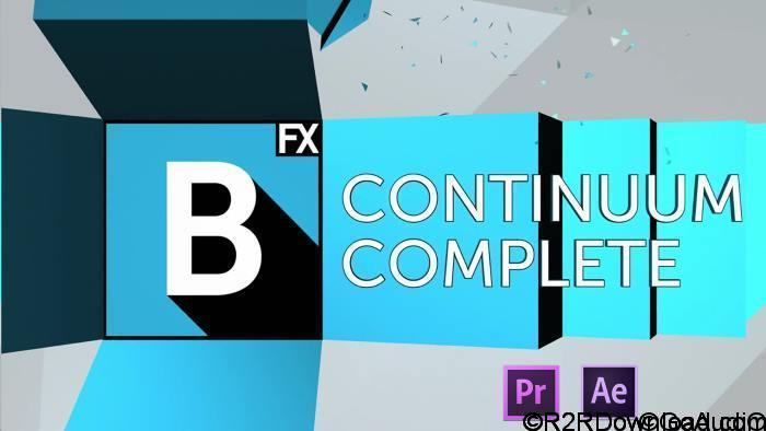 Boris Continuum Complete 10.0.6 for Adobe After Effects & Premiere Pro