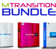 MotionVFX – mTransition Bundle – 150 FCPX Transitions for Final Cut Pro X (Mac OS X)