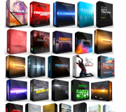 Pixel Films Studios – Plugins & Themes Pack for Final Cut Pro X (Mac OS X)