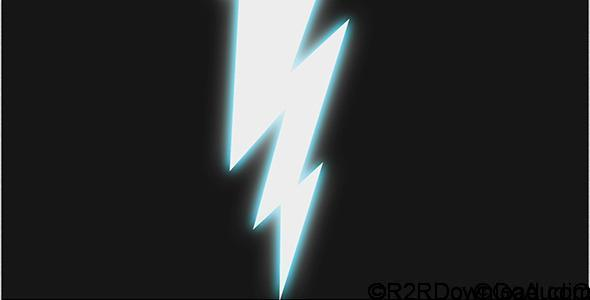 VIDEOHIVE 2D Lightning Stock Footage FREE DOWNLOAD