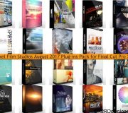 Pixel Film Studios August 2017 Plug-ins Pack for Final Cut Pro X Free Download