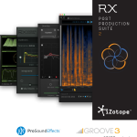 iZotope RX Post Production Suite 2 Free Download (WIN-OSX)