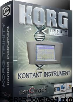 norCtrack Korg Trinity KONTAKT LIBRARY