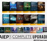 AIR Instrument Expansion Pack 3 COMPLETE BUNDLE FREE DOWNLOAD