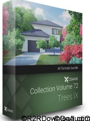 CGAxis Models Collection Free Download