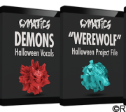 Cymatics Halloween Ultimate Samples + Bonuses