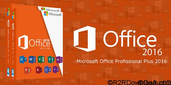 Microsoft Office 2016 Professional Plus 16.0.4549.1000 (October 2017) Multilingual