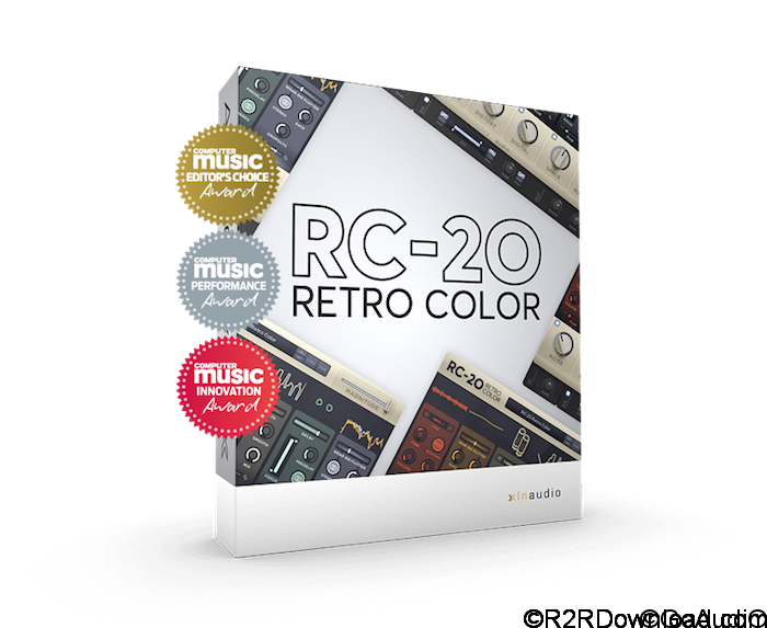 RC-20 RETRO COLOR Free Download (WIN-OSX)