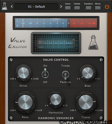 AudioThing Valve Exciter v1.5.2 (WIN-OSX)