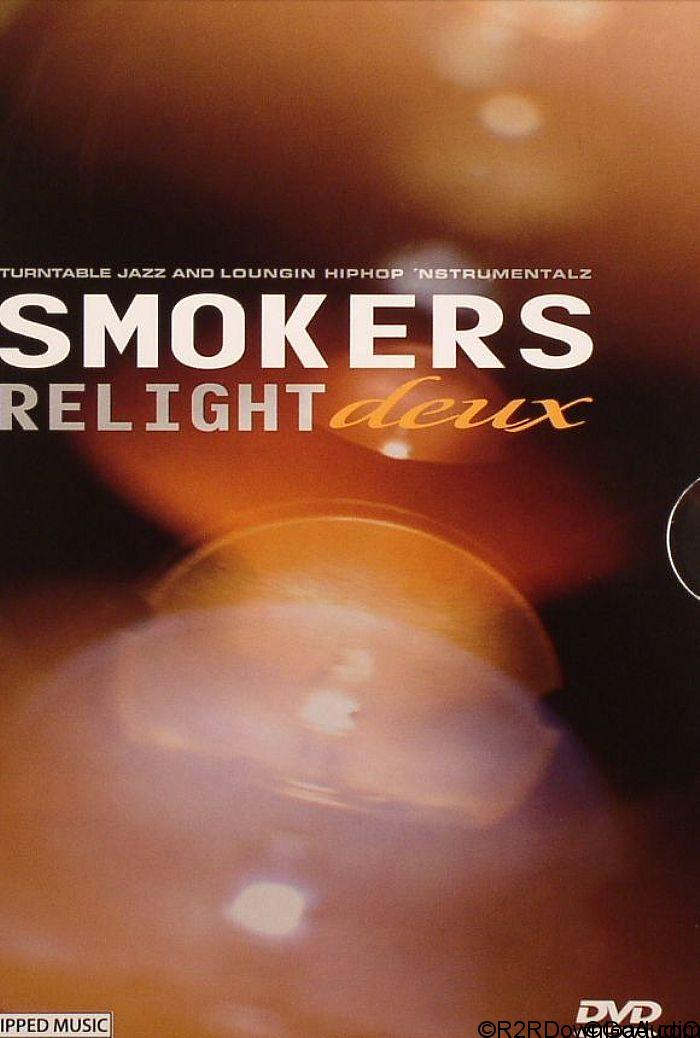 Equipped Music Smokers Relight Deux REFiLL