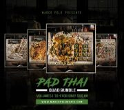 "Marco Polo – Pad Thai ""QUAD"" bundle (Vol. 1-4)"