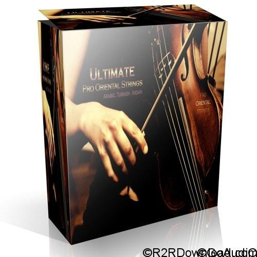 Oriental Sound Ultimate Pro Oriental Strings Arabic Turkish Indian KONTAKT