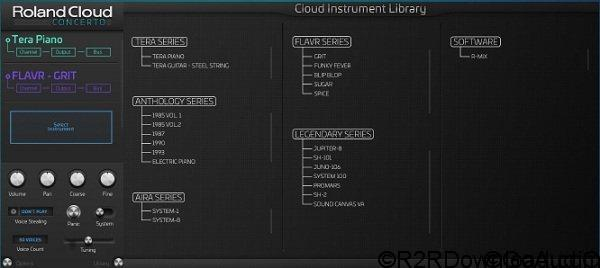 Roland VS Concerto Library 4 Free Download