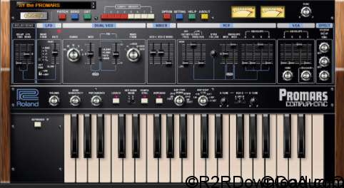 Roland VS PROMARS v1.0.7 Direct Download