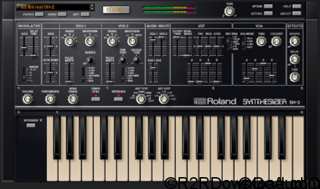 Roland VS SH-2 v1.0.9 Direct Download