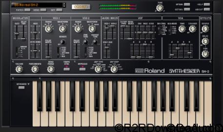 Roland VS SH-2 v1.0.9 Direct Download